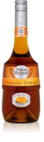 Marie Brizard Liqueur Curacao Orange